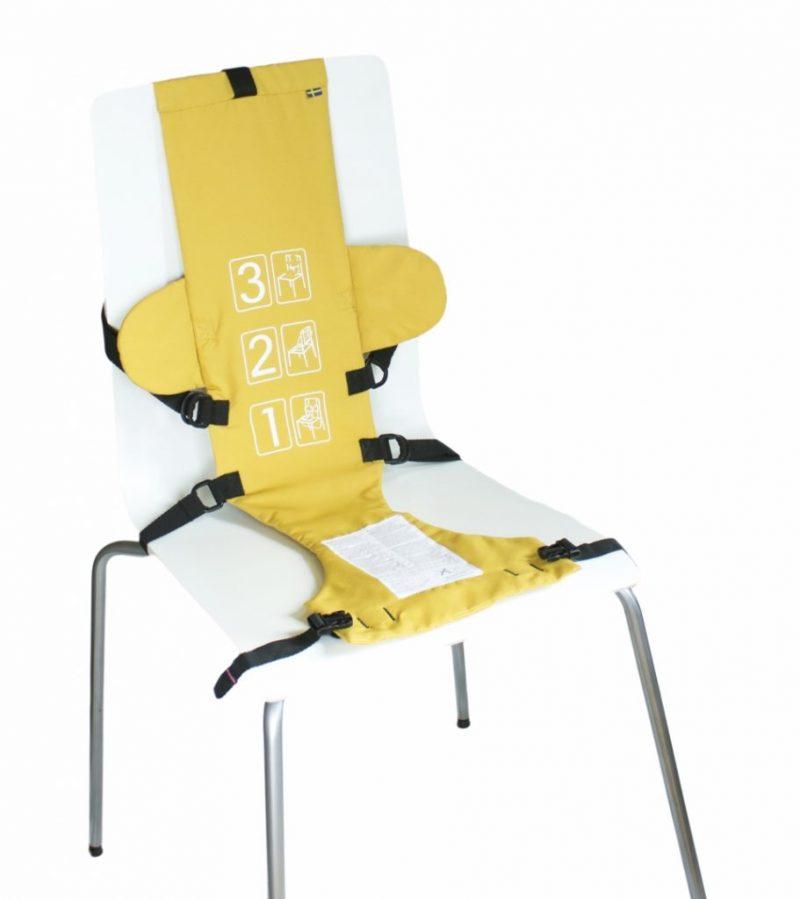 baby seat yellow